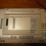Eee PC 1000H-XのHDDをSSDに換装した